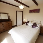 Anchor Holiday Cottage Bedroom