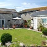 Anchor Cottage, Garden
