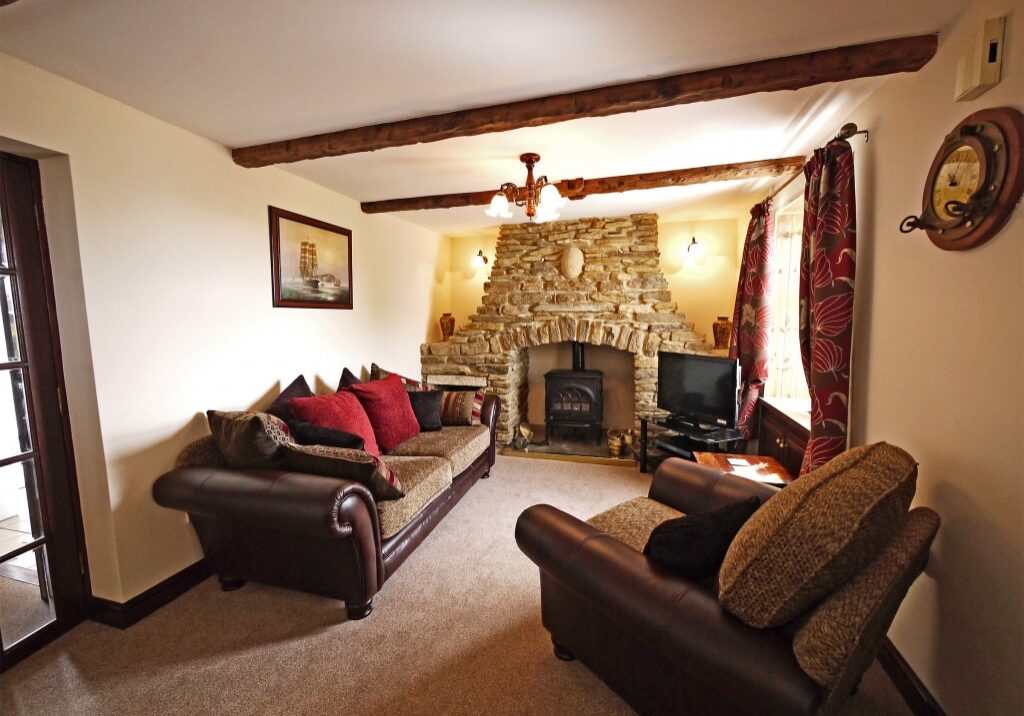 Anchor Holiday Cottage Lounge