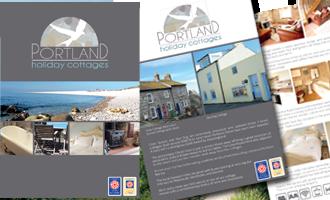 Portland Cottages Brochure