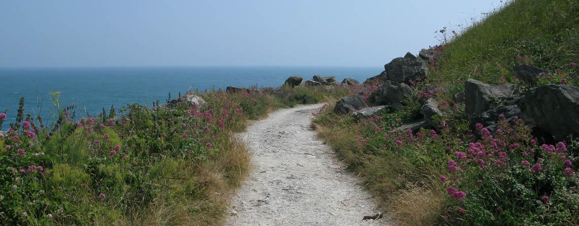 Portland Coast Path, Dorset