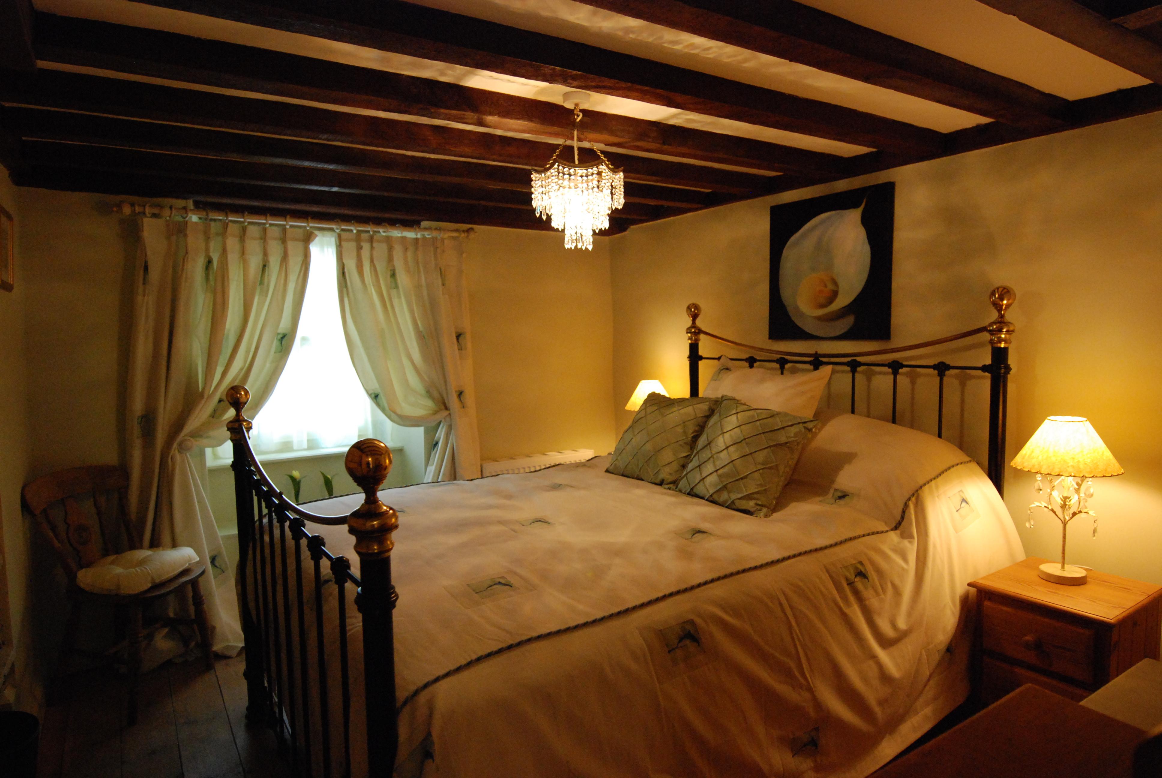 Bedroom. Sunset Cottage   Holiday Cottage Portland Dorset