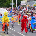 Festivals, Carnivals & Music in Weymouth & Portland for August