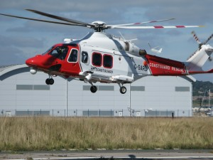 Search & Rescue Helicopter