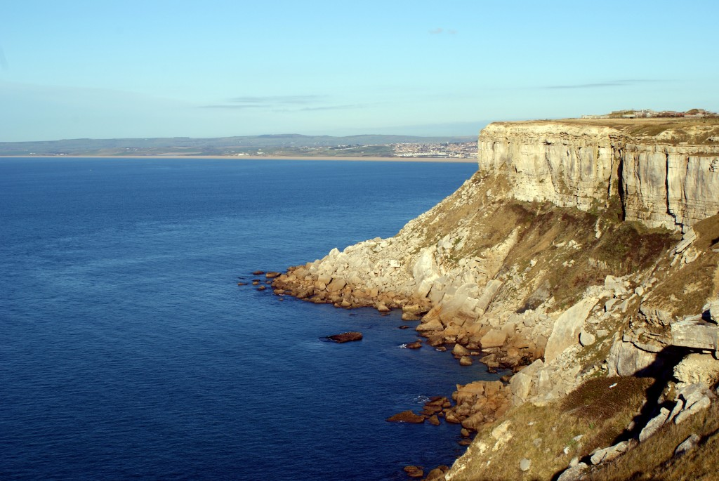 Cliffs, Portland, Dorset