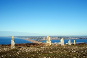 View Across to Weymouth