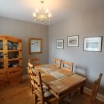 Alpen Rose Cottage, Dining Room