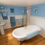 Cove Cottage Bathroom