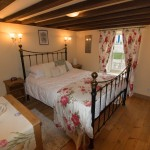 Cove Cottage Master Bedroom