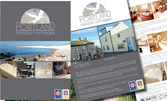 Portland Cottages Brochure