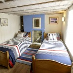 Sea Dog Twin Bedroom