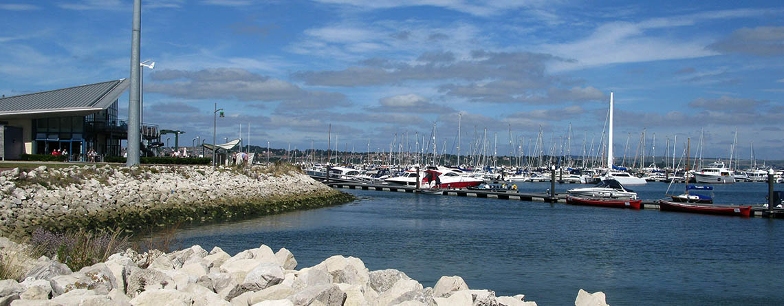 Portland Marina, Dorset